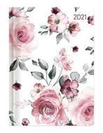 Agenda 12 mesi settimanale 2021 Ladytimer Roses