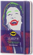 Moleskine 12 mesi - Agenda settimanale Batman - Pocket 2017