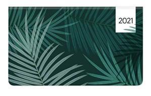 Agenda 12 mesi settimanale 2021 Ladytimer Pad Jungle