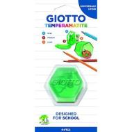 Temperamatite a 3 fori Giotto (colori assortiti)