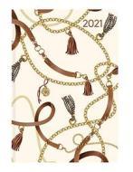 Agenda 12 mesi settimanale 2021 Ladytimer Mini Chains