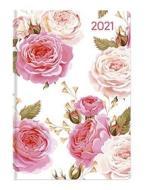 Agenda 12 mesi settimanale 2021 Ladytimer Mini Roses
