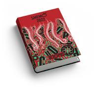 Smemoranda 2022. Diario Smemo 16 mesi medium. Special Edition Octopus. Rosso