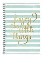 Agenda 12 mesi settimanale spiralata 2021 Ladytimer Little Things