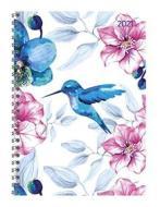Agenda 12 mesi settimanale spiralata 2021 Ladytimer Hummingbird