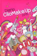 Diario Agenda Clio Make Up 2015