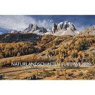 Calendario 2020 Europa 49,5x34 cm