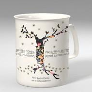 Tazza Meditathe - Percy Bysshe Shelley, Ode al vento occidentale (337)