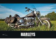 Calendario da muro Harleys 2018
