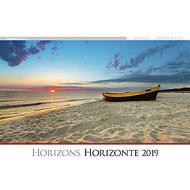 Calendario 2019 Horizons 49,5x34 cm