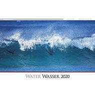 Calendario 2020 Water 49,5x34 cm