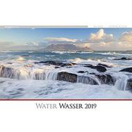 Calendario 2019 Water 49,5x34 cm