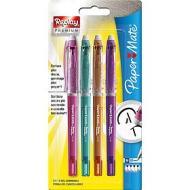 Confezione 4 penne a gel cancellabili Replay Premium colori assortiti