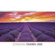 Calendario 2020 Colours 49,5x34 cm