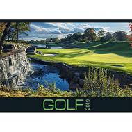 Calendario 2019 Golf 49,5x34 cm