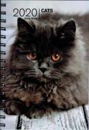 Cats 2020. Agenda giornaliera spiralata large