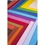 Confezione 3 fogli in cartoncino colorato 50x70 cm