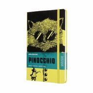 Moleskine - Taccuino Pinocchio a righe The Cat - Large copertina rigida