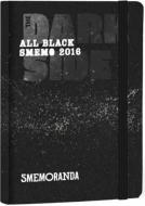 All Black Smemo fascetta nera 16 Mesi 2016