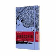 Moleskine - Taccuino Pinocchio pagine bianche The Fairy - Large copertina rigida