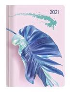 Agenda 12 mesi giornaliera 2021 Style Leaves
