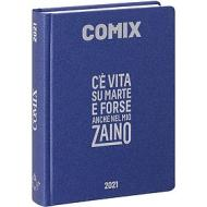 Comix 2020-2021. Diario agenda 16 mesi standard. Blu
