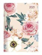 Agenda 12 mesi giornaliera 2021 Style Roses