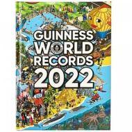 Superdiario Guinness World Records 2022. Diario agenda 12 mesi