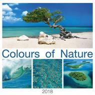 Calendario da muro Colori della natura 2018