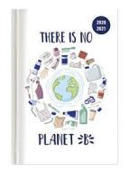 Diario agenda 16 mesi settimanale 2020-2021 Collegetimer A6 Planet B
