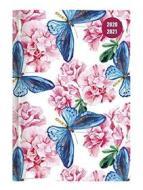 Diario agenda 16 mesi settimanale 2020-2021 Collegetimer A6 Butterfly