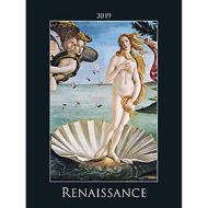 Calendario 2019 Renaissance 45x56 cm