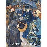 Calendario 2019 Impressionists 45x56 cm