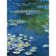 Calendario 2020 Claude Monet 42x56 cm