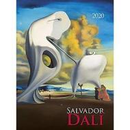 Calendario 2020 Salvador Dalì 42x56 cm