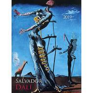 Calendario 2019 Salvador Dalì 45x56 cm