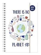 Diario agenda 16 mesi spiralata settimanale 2020-2021 Collegetimer A5 Planet B