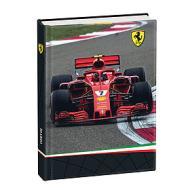 Ferrari Kids Diario 12 mesi non datato nero
