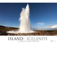 Calendario da muro Islanda 2018