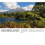 Calendario da muro Nuova Zelanda 2018