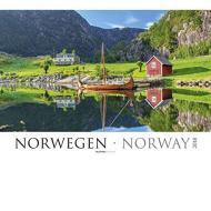 Calendario da muro Norvegia 2018