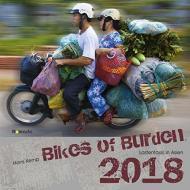 Calendario da muro Motocicli portatutto 2018
