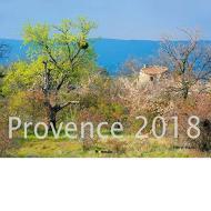 Calendario da muro Provenza 2018