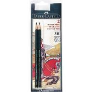 Confezione 2 matite Castell 9000 3H