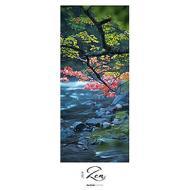 Calendario 2019 Zen 25x69 cm
