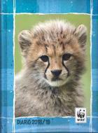 WWF Diario 2019 12 mesi azzurro