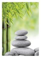 Agenda 12 mesi giornaliera 2021 Style grande Zen