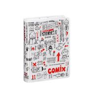 Comix 2020-2021. Diario agenda 16 mesi mini Special Edition. Bianco