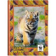WWF Diario 2021/2022 12 mesi tigrotto