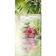 Calendario 2020 Family Planner Zen 21x45 cm